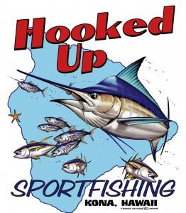 Hooked Up Logo